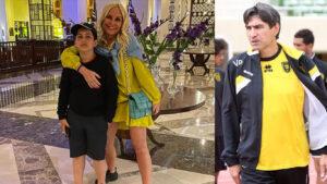 Fiul lui Victor Pițurcă vrea să-i calce pe urme tatălui său! Vica Blochina a vorbit despre planurile tânărului