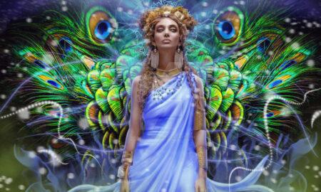 Hera, regina Olimpului și soția lui Zeus: zeița și protectoarea familiei și a căsătoriei