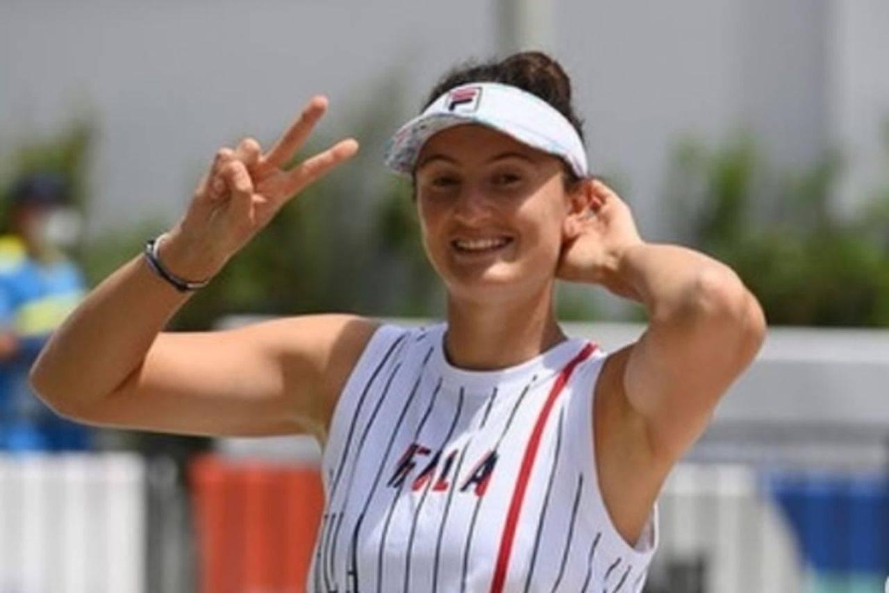 Irina Begu s-a calificat în optimile de la Ohio
