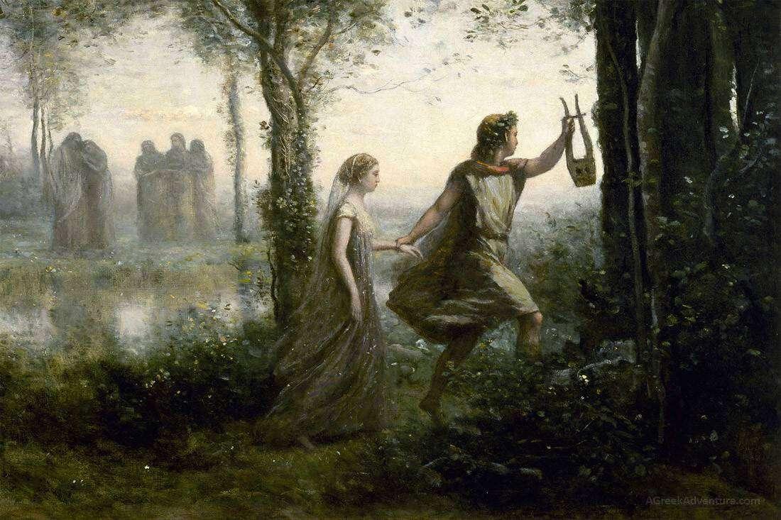 Mitul lui Orfeu și al lui Euridice: o dragoste tragică absolută, care l-a înduioșat chiar și pe Zeul Infernului