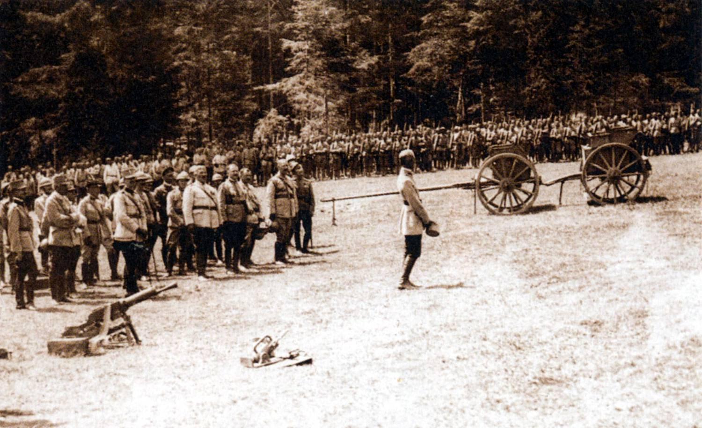 Pe aici nu se trece!  6 august 1917 – Bătălia de la Mărășești