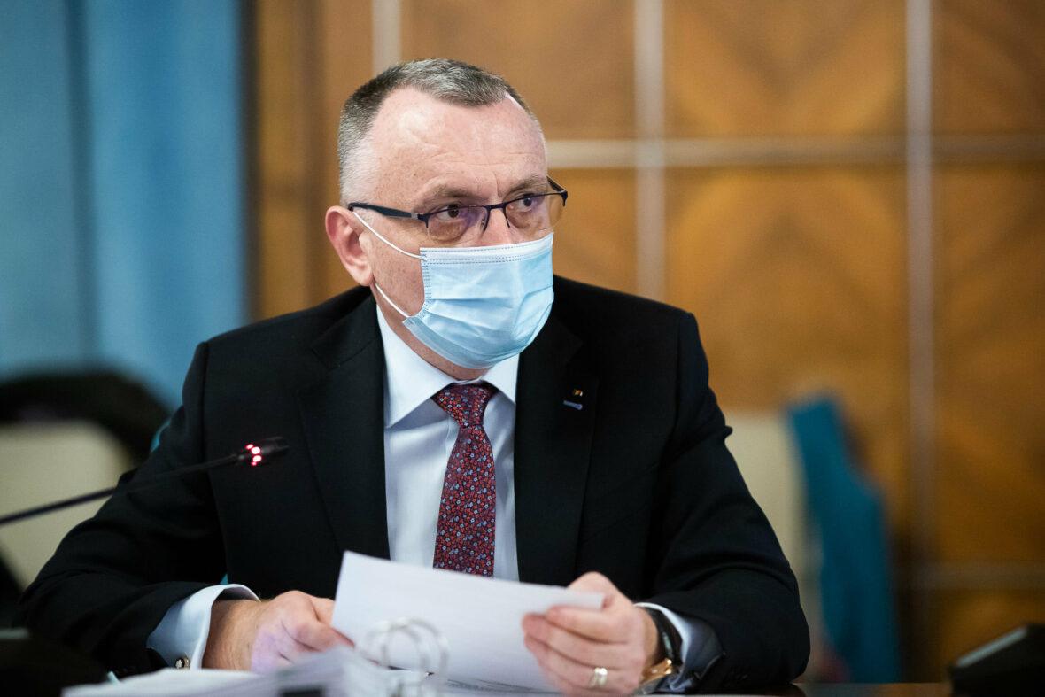 Cine va suporta cheltuielile de testare a profesorilor care nu s-au vaccinat. Ce spune ministrul Sorin Cîmpeanu