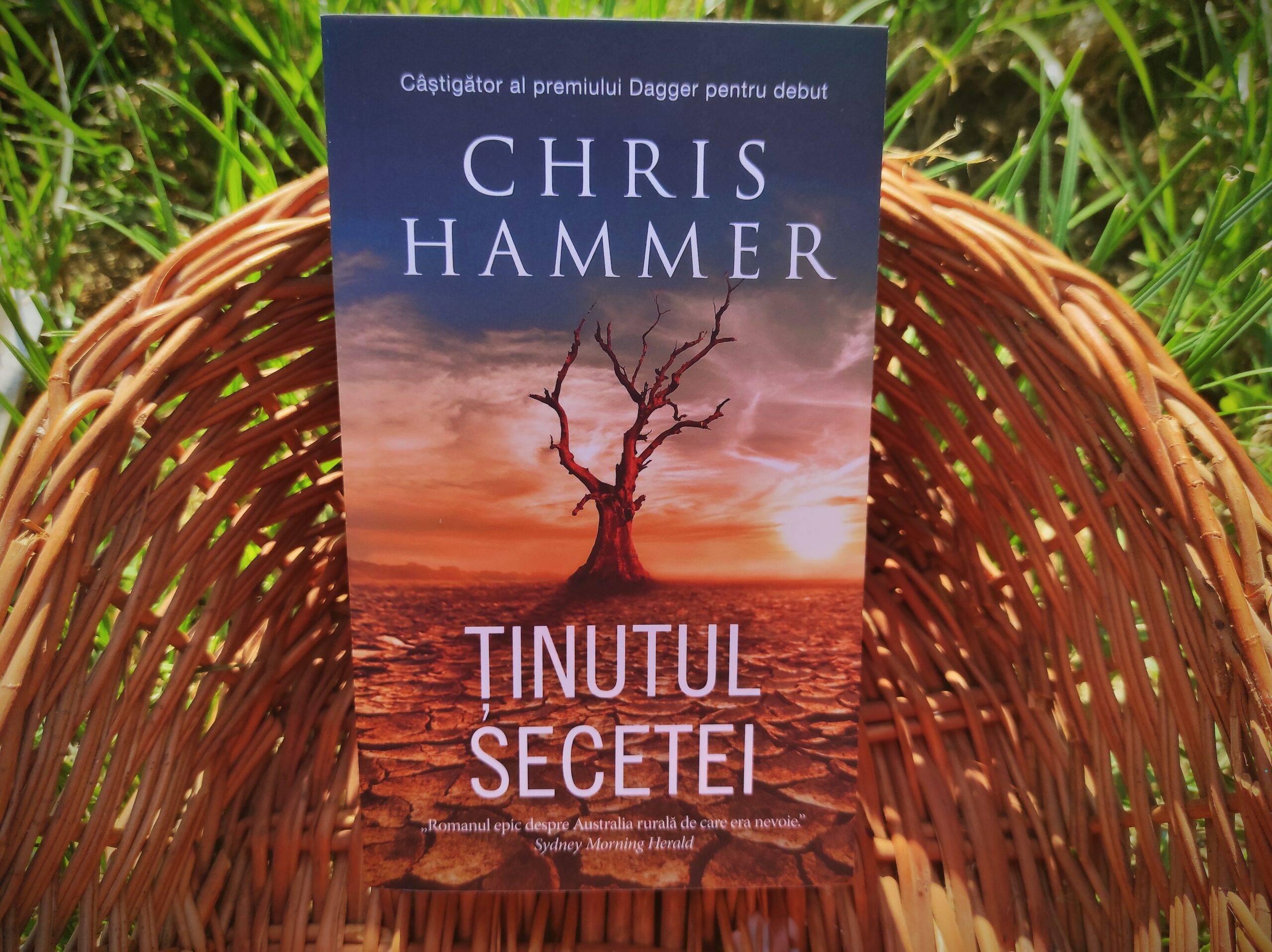 """""""Ținutul secetei"""", de Chris Hammer"""