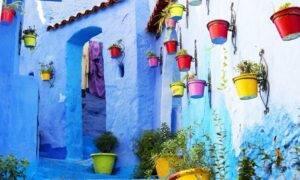 Top 5 cele mai colorate orașe ale lumii