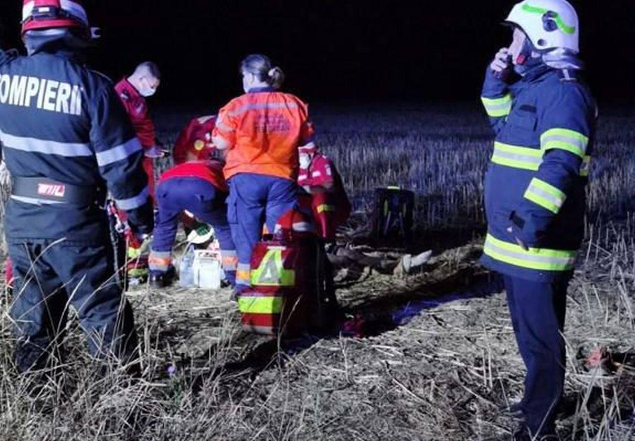 Ultimă oră! Accident cu opt victime în Teleorman. A fost activat Planul Roșu de Intervenție