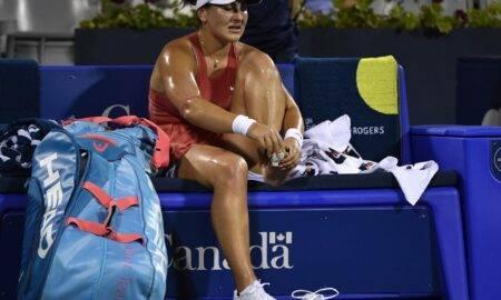 Bianca Andreescu, eliminată din optimile de finală de la Montreal