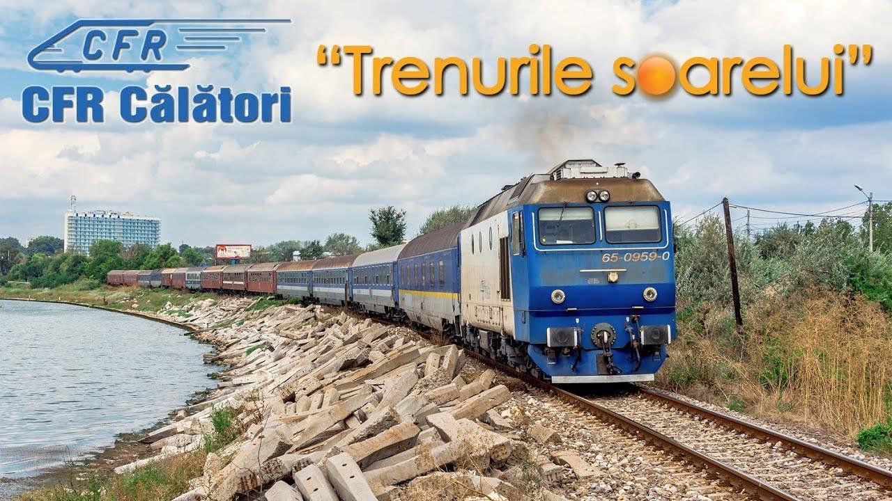 CFR suplimentează vagoanele trenurilor către litoral! Călătorii primesc noi recomandări