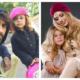 Connect-R și Misha, părinți model pentru fetița lor, Maya. Sunt divorțați de 4 ani, dar tot împreună în vacanțe