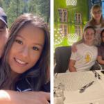 Luca Reghecampf și Asiana Peng, un cuplu sudat și frumos. Fotografia din online care i-a bucurat mult pe fani