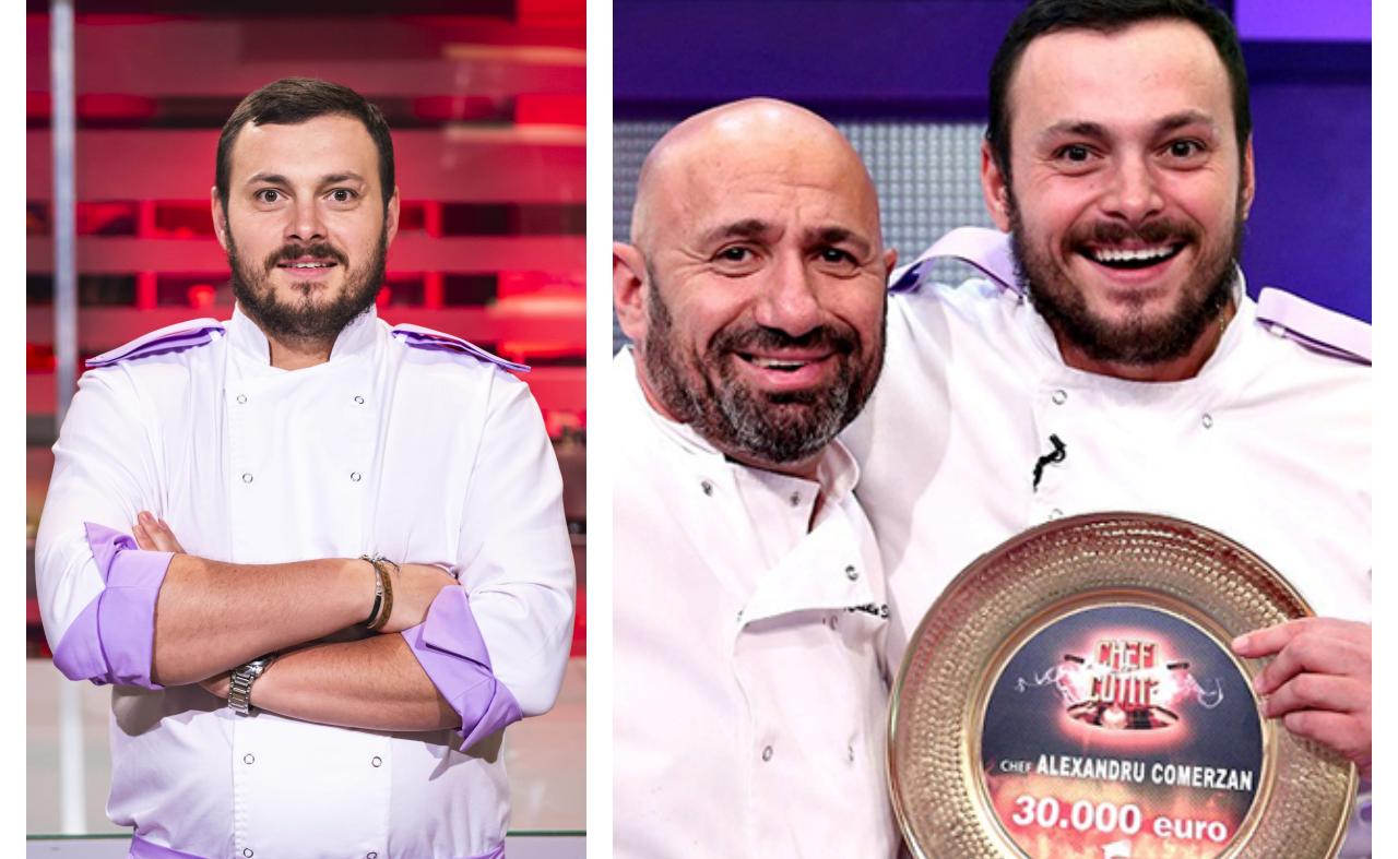"""Cum și în ce a investit Alex Comerzan, câștigătorul sezonului 7 """"Chefi la cuțite"""", premiul de 30.000 de euro"""