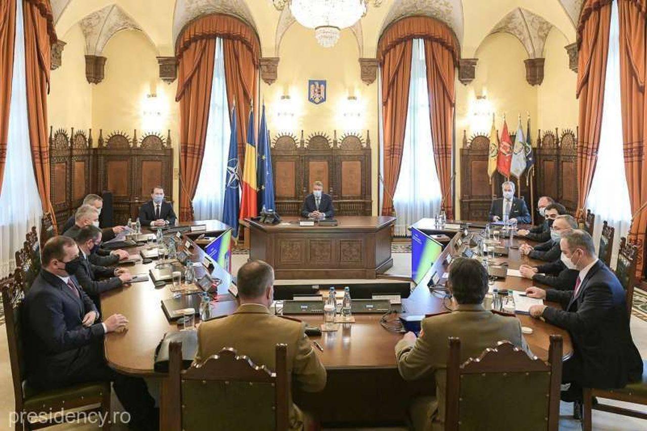 Consiliul Suprem de Apărare a Țării intervine în problema Afganistanului