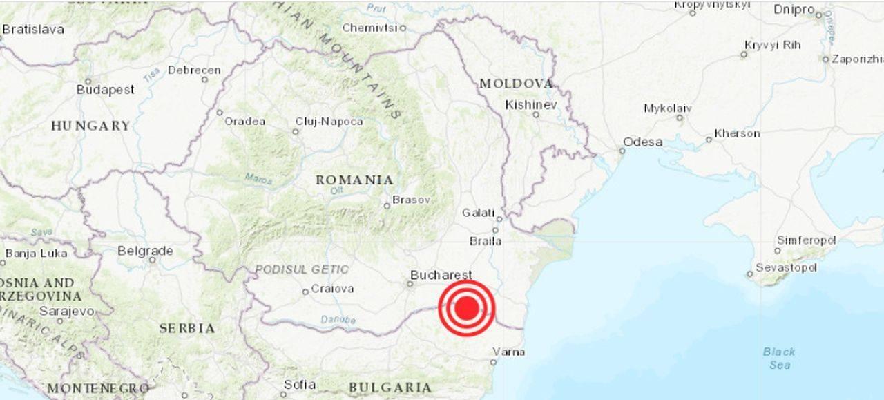 Activitatea seismică din România este în creștere! Un cutremur atipic s-a produs în Constanța