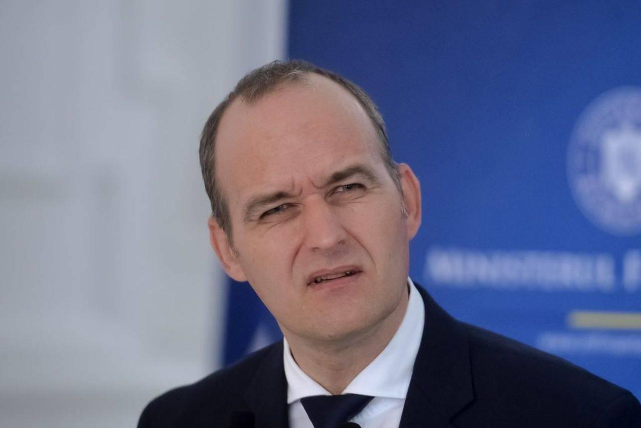 """Noul ministru de Finanțe gafează din nou. Dan Vîlceanu nu a știut cât este salariul minim: ,,Deci nu are cum"""""""