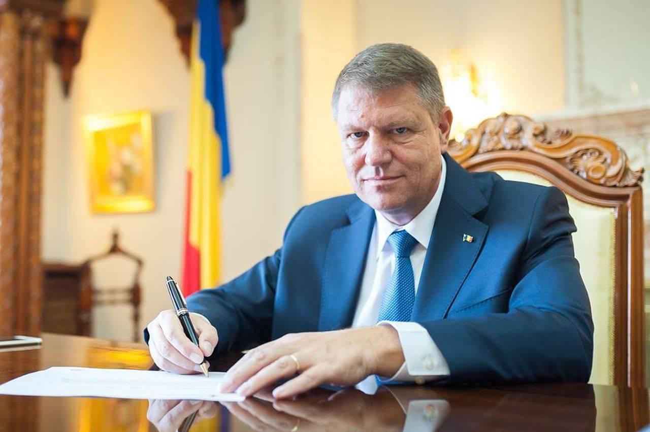 Pianistul Cristian Niculescu, decorat de președintele Klaus Iohannis