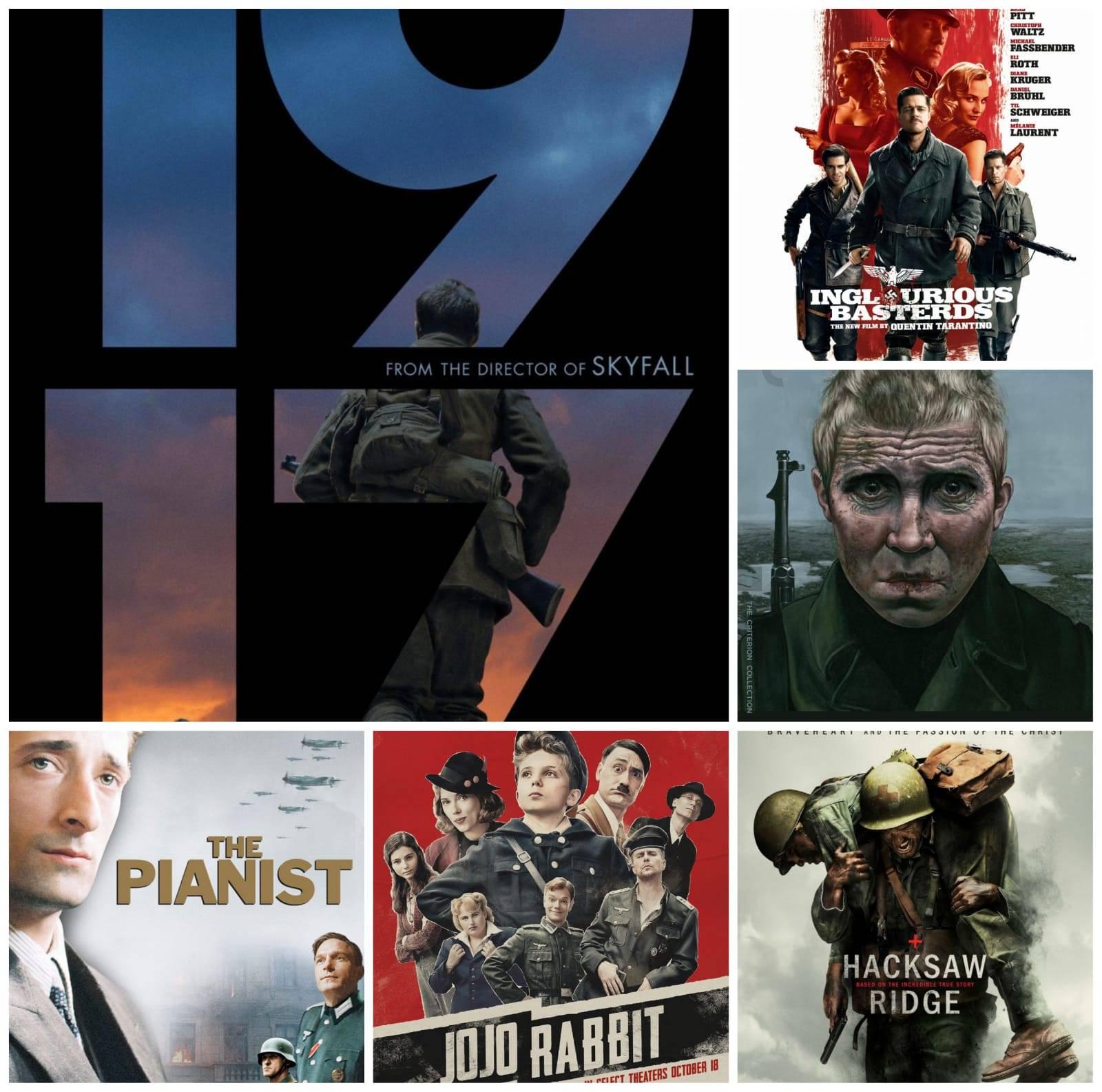 Topul celor mai bune filme de război din toate timpurile