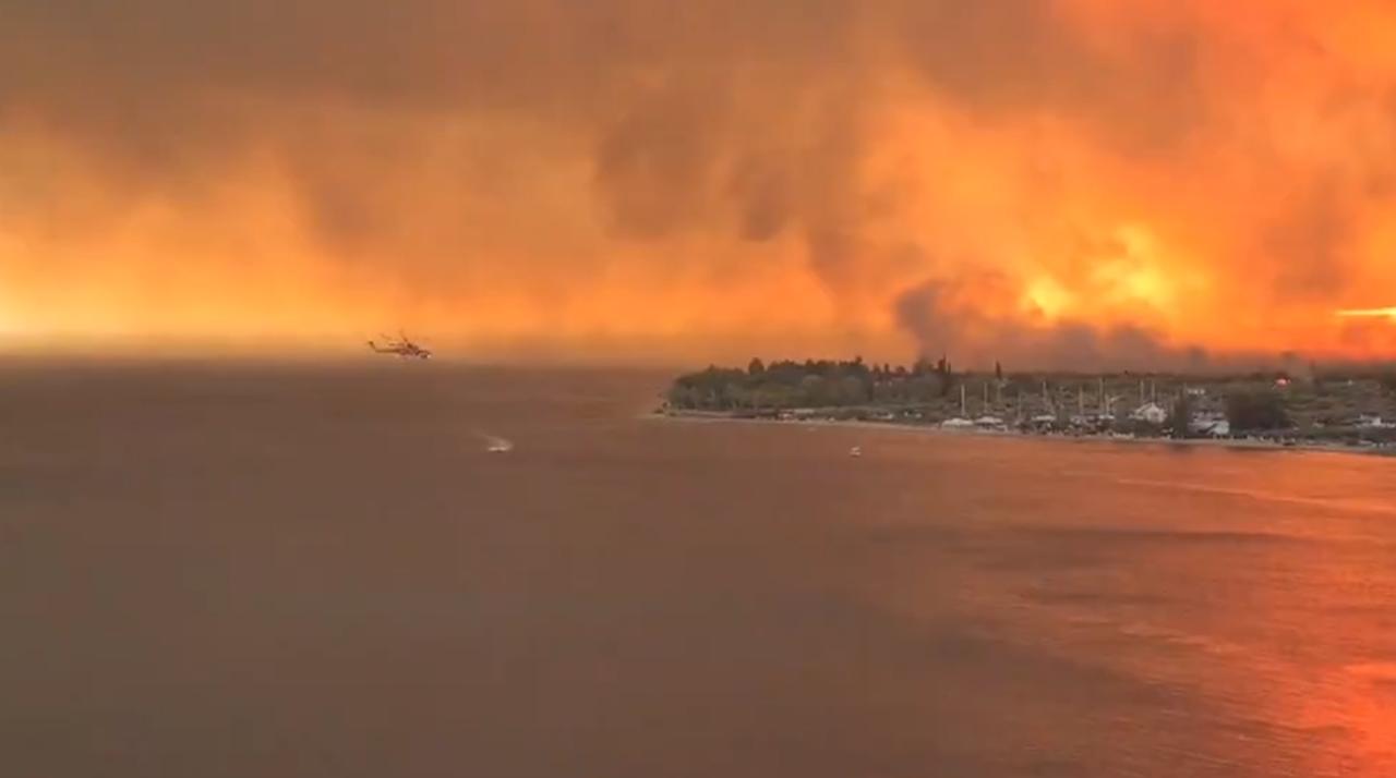 Incendiile din Grecia ar fi fost pornite intenționat! Autoritățile de la Atena au deschis anchetă de urgență