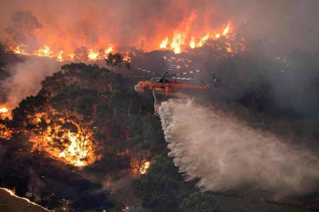 Cuprinsă de incendii aproape imposibil de stins, Sicilia intră în stare de urgență timp de șase luni