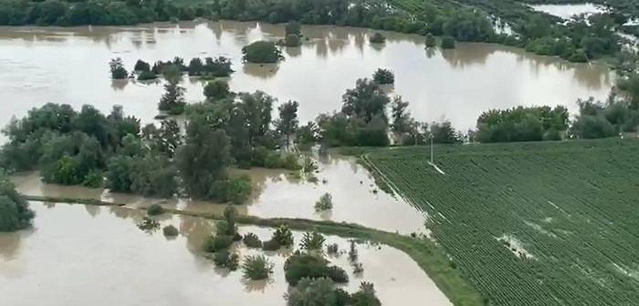 Alertă de inundații, în mai multe județe din România