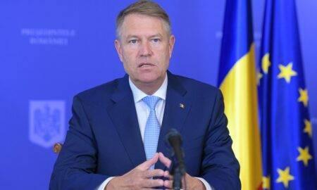 """Președintele Iohannis intervine în scandal. Mesaj pentru clasa politică: ,,Să arate că îi respectă pe români"""""""
