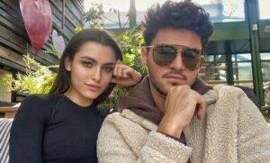Mario Fresh și Alexia Eram, împreună dar separați la petrecerea zilei de naștere a artistului