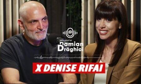 Denise Rifai, despre adolescență, dragoste și suferință. Care este unicul și cel mai mare regret din viața sa