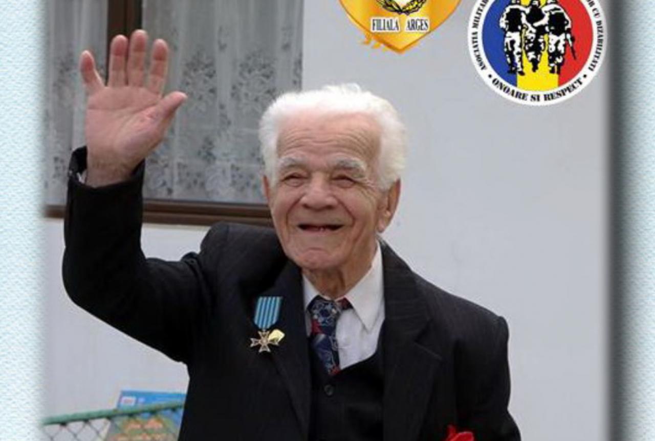 România pierde încă un veteran de război! Acesta a murit la 103 ani