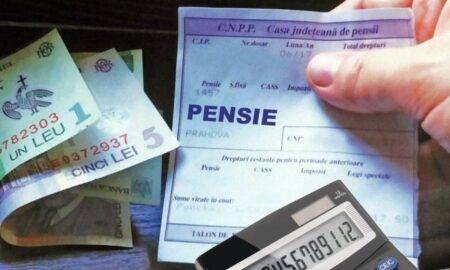 Ce se întâmplă cu majorarea pensiilor? Anunțul făcut de ministrul de Finanțe