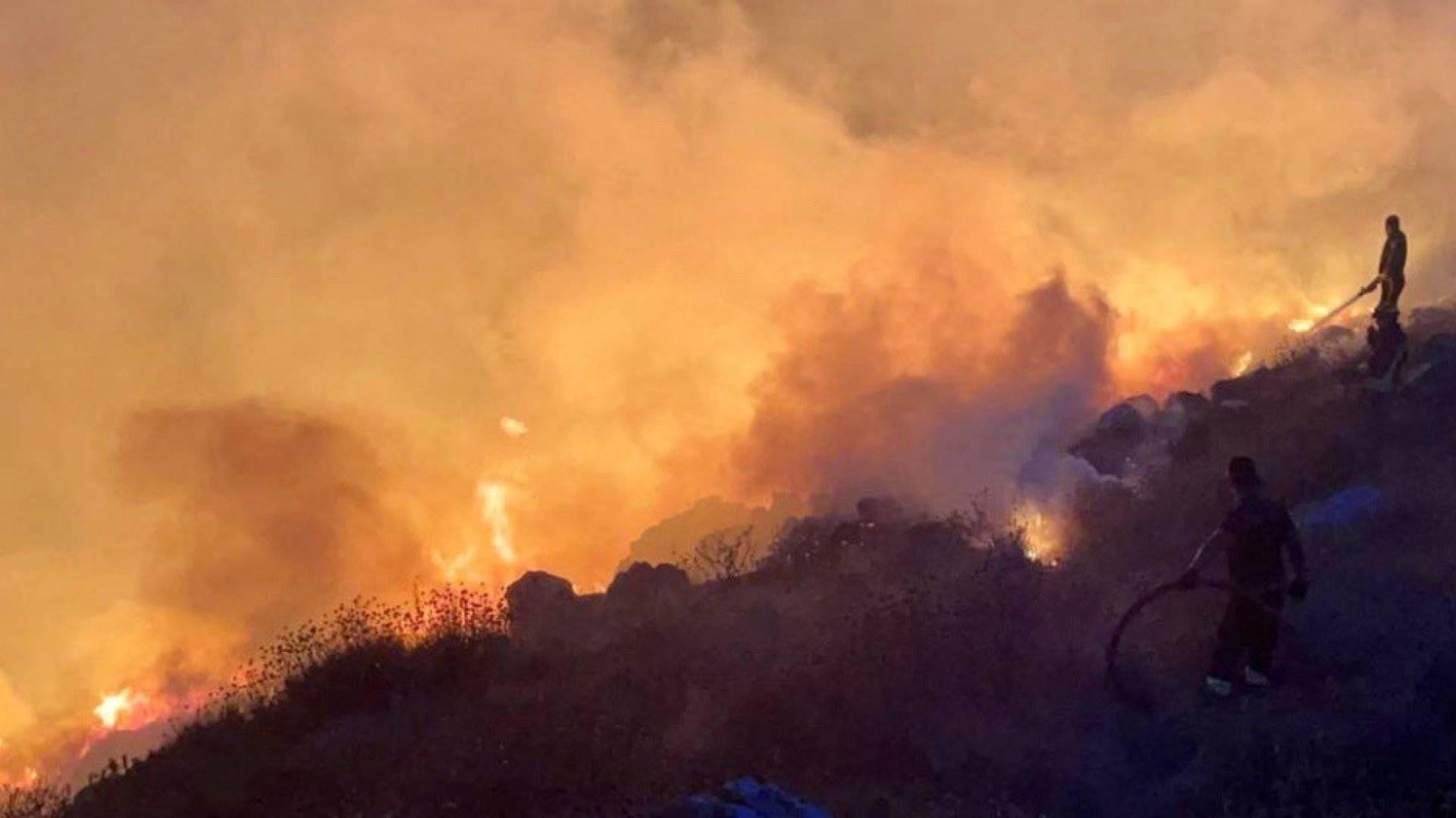 Roma, în pericol, din cauza incendiilor extrem de violente! O stațiune a fost evacuată