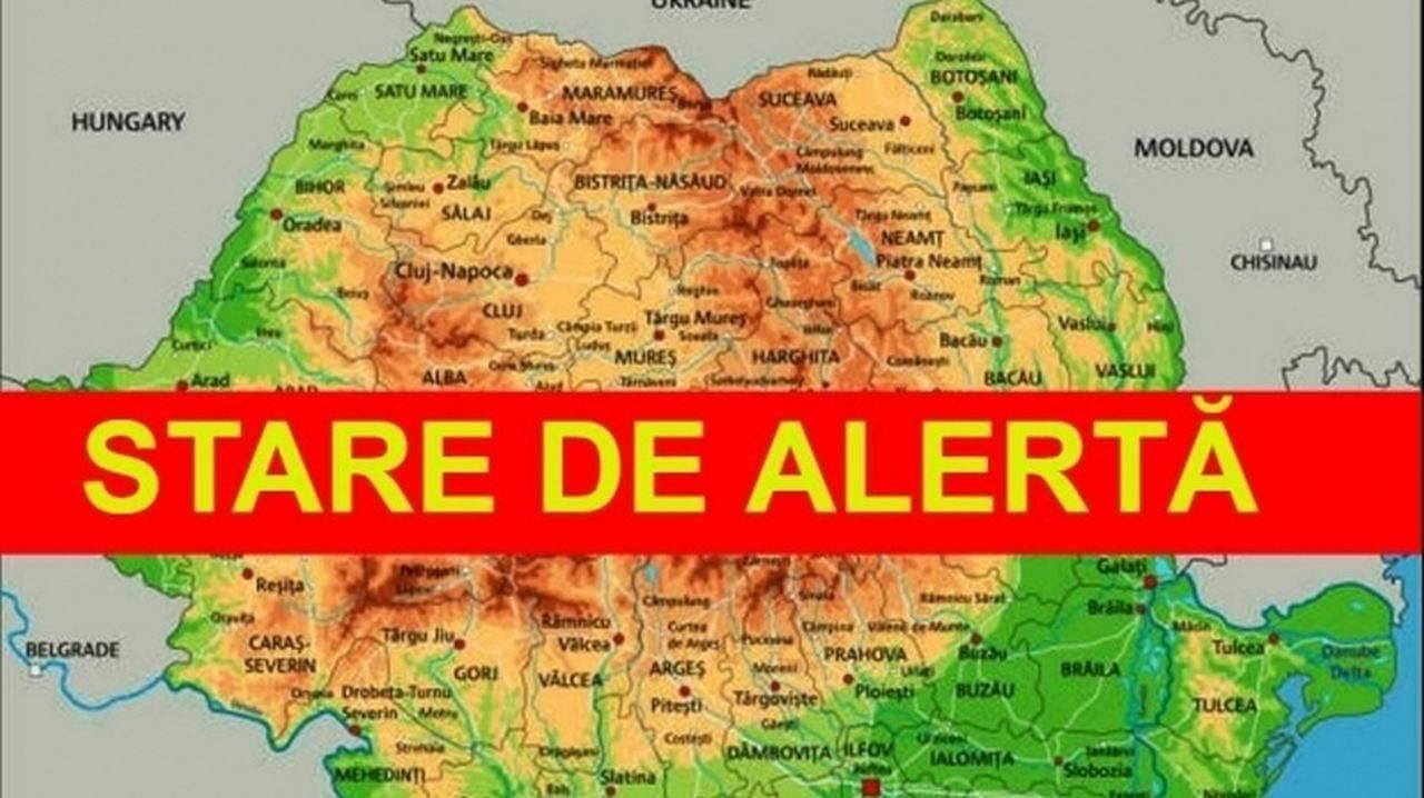 Decizie oficială! Guvernul României a prelungit starea de alertă cu încă 30 de zile