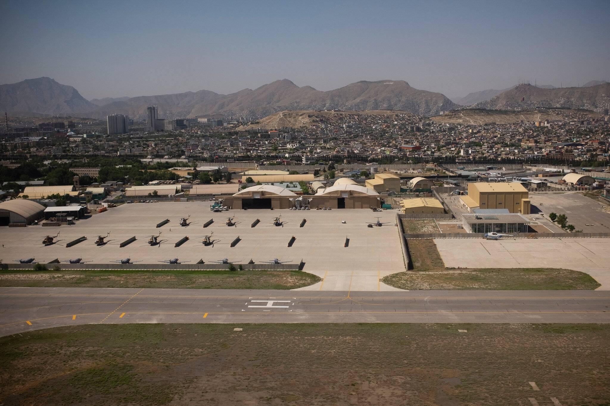 Pentagonul a decis! Aproximativ 6.000 de soldați intervin la Kabul, pentru evacuarea civililor
