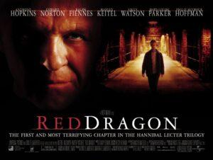 """Dragonul Roșu"" de Thomas Harris, un roman horror cu un protagonist sociopat și necrofil"