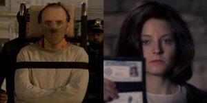 """""""Tăcerea mieilor"""", unul dintre cele mai bune thrillere ale secolului XX. Hannibal Lecter debutează în fața publicului"""