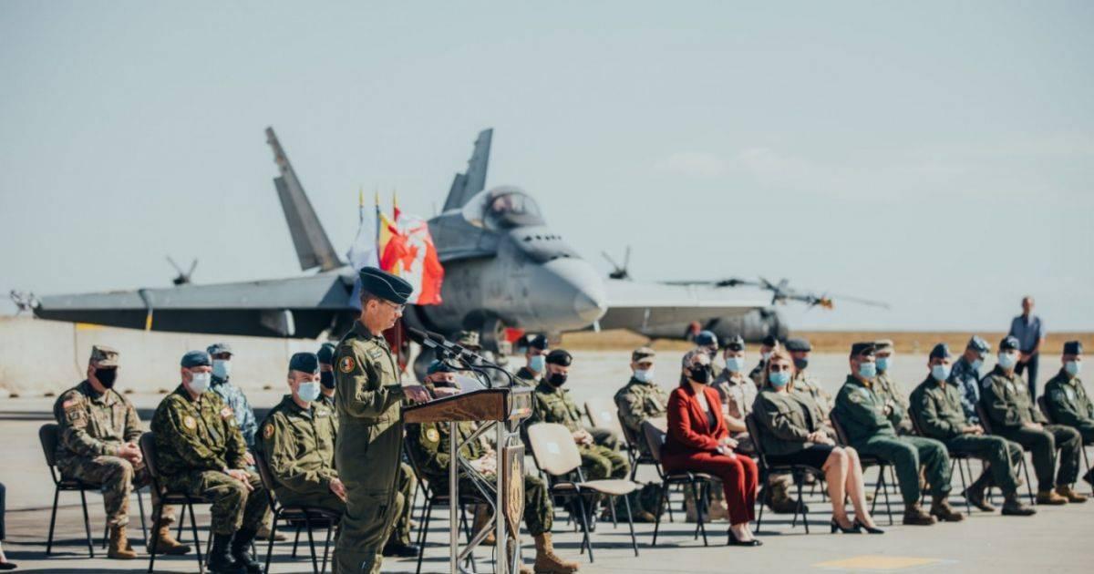 Militarii din Canada sprijină România în misiuni aeriene pe Marea Neagră, în timpul unui exercițiu al Rusiei