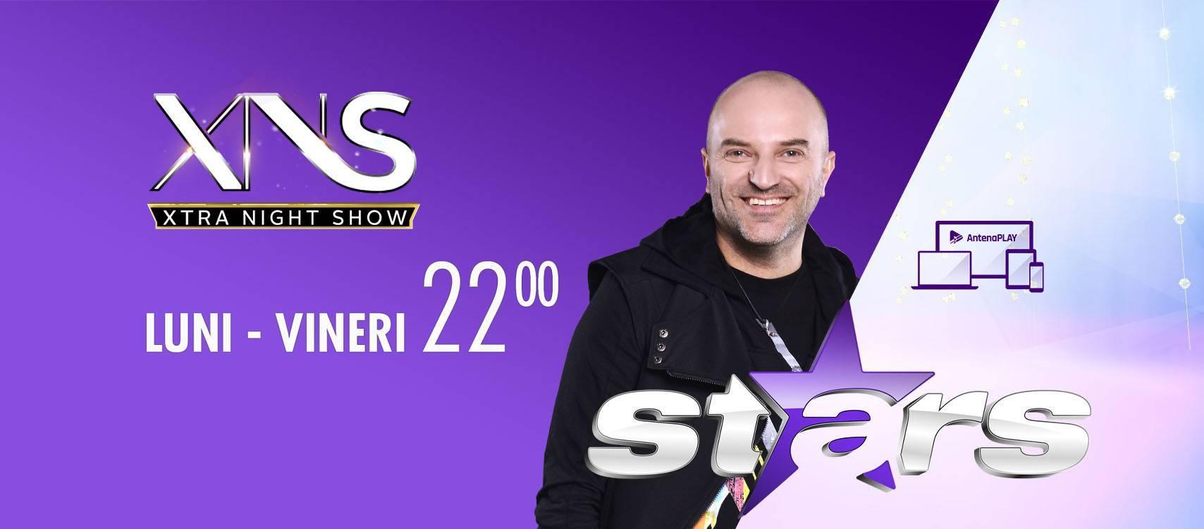 """Dan Capatos, înlocuit la """"Xtra Night Show"""", emisiunea lui de pe Antena Stars. Cine i-a luat locul și de ce"""