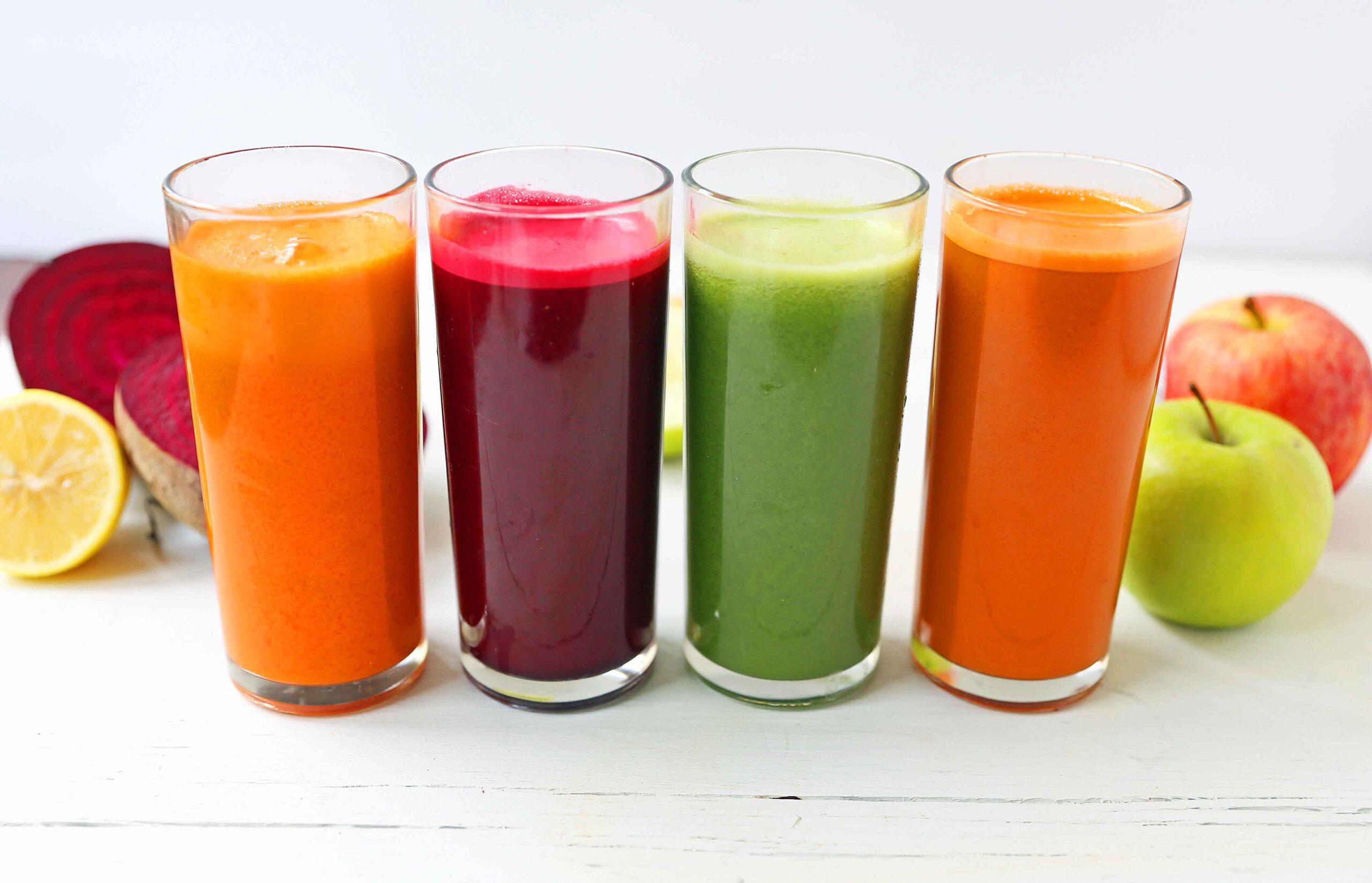 Ce sucuri naturale să-ți prepari pentru întărirea imunității și detoxifierea corpului