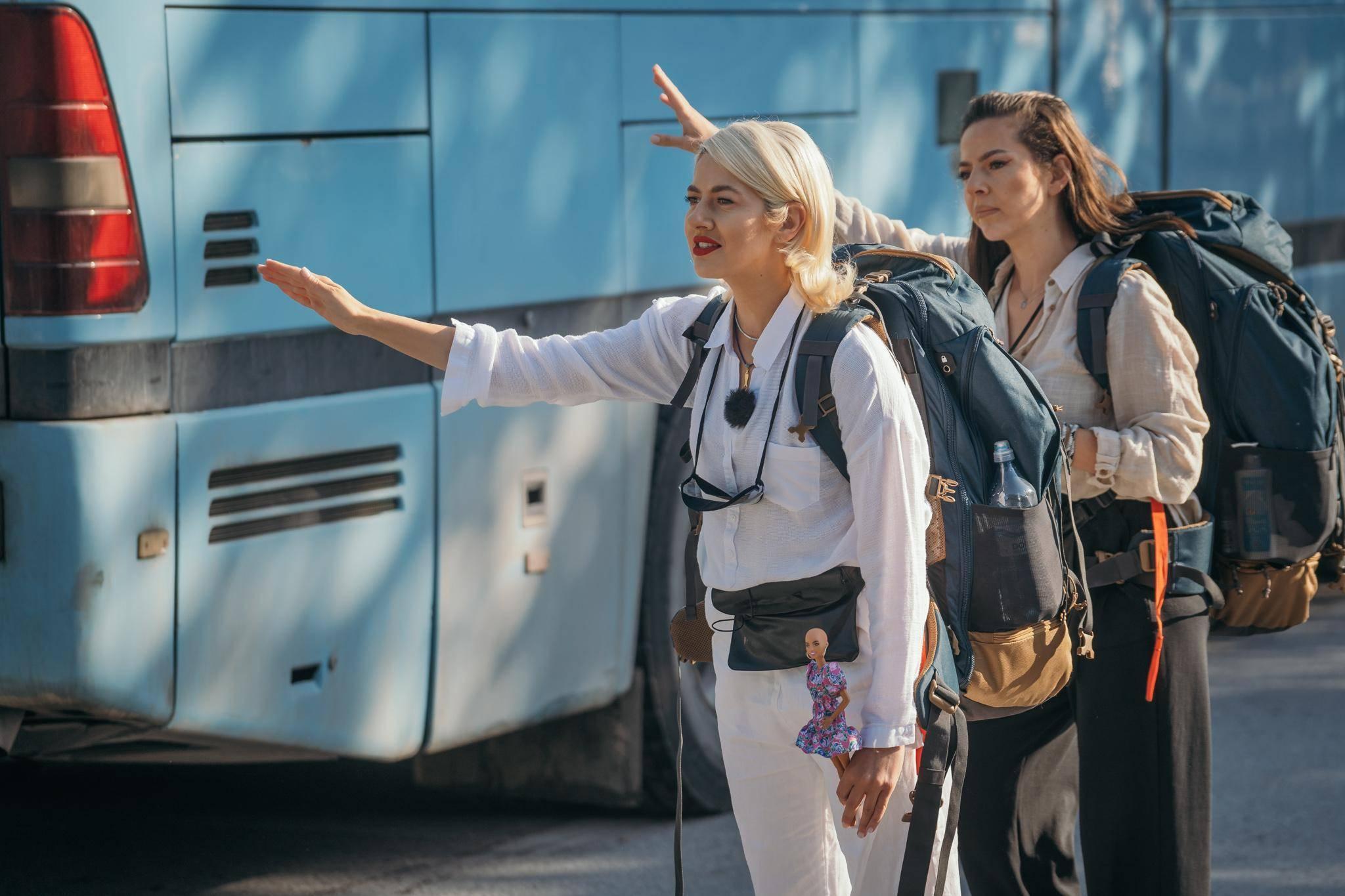 """Cine este Estera Buble, sora Lidiei Buble cu care face echipă în """"Asia Express"""". Despre viața personală și familia ei"""