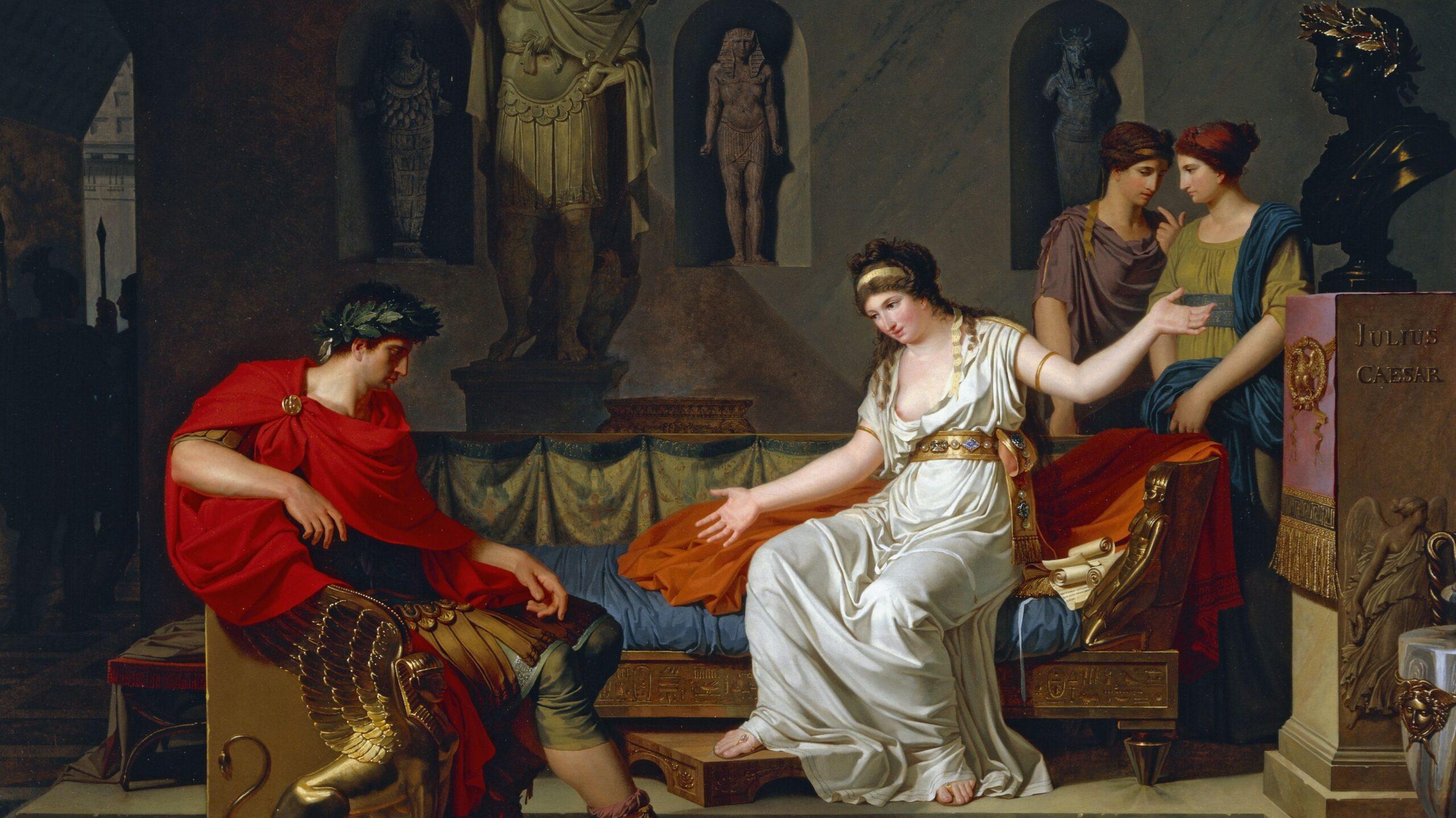 Fulvia, soția lui Marc Antoniu și cea mai puternică femeie a Imperiului Roman