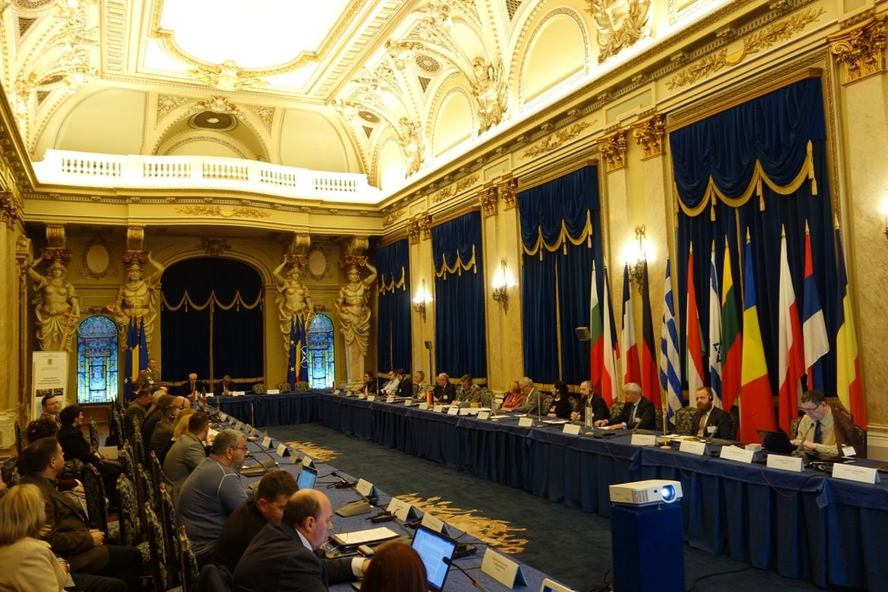 """România găzduiește conferinţa """"A new Central Europe – 100 years since the creation of the first regional defense system"""""""