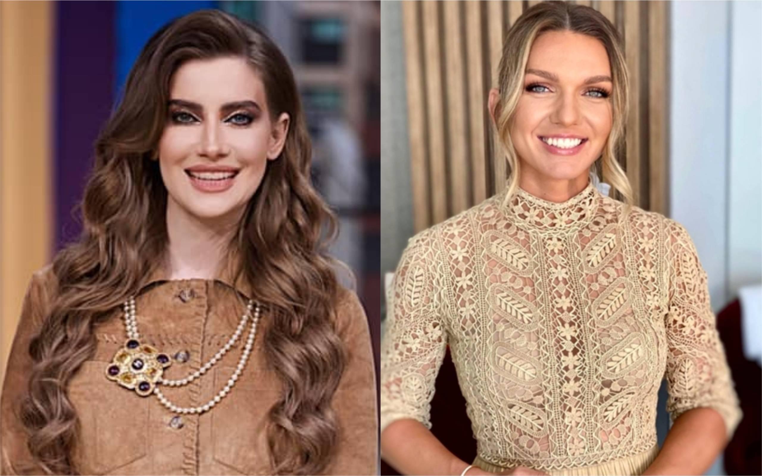 """Iulia Albu și-a spus părerea despre rochia de mireasă purtată de Simona Halep. """"O ținută extrem de decentă…"""""""
