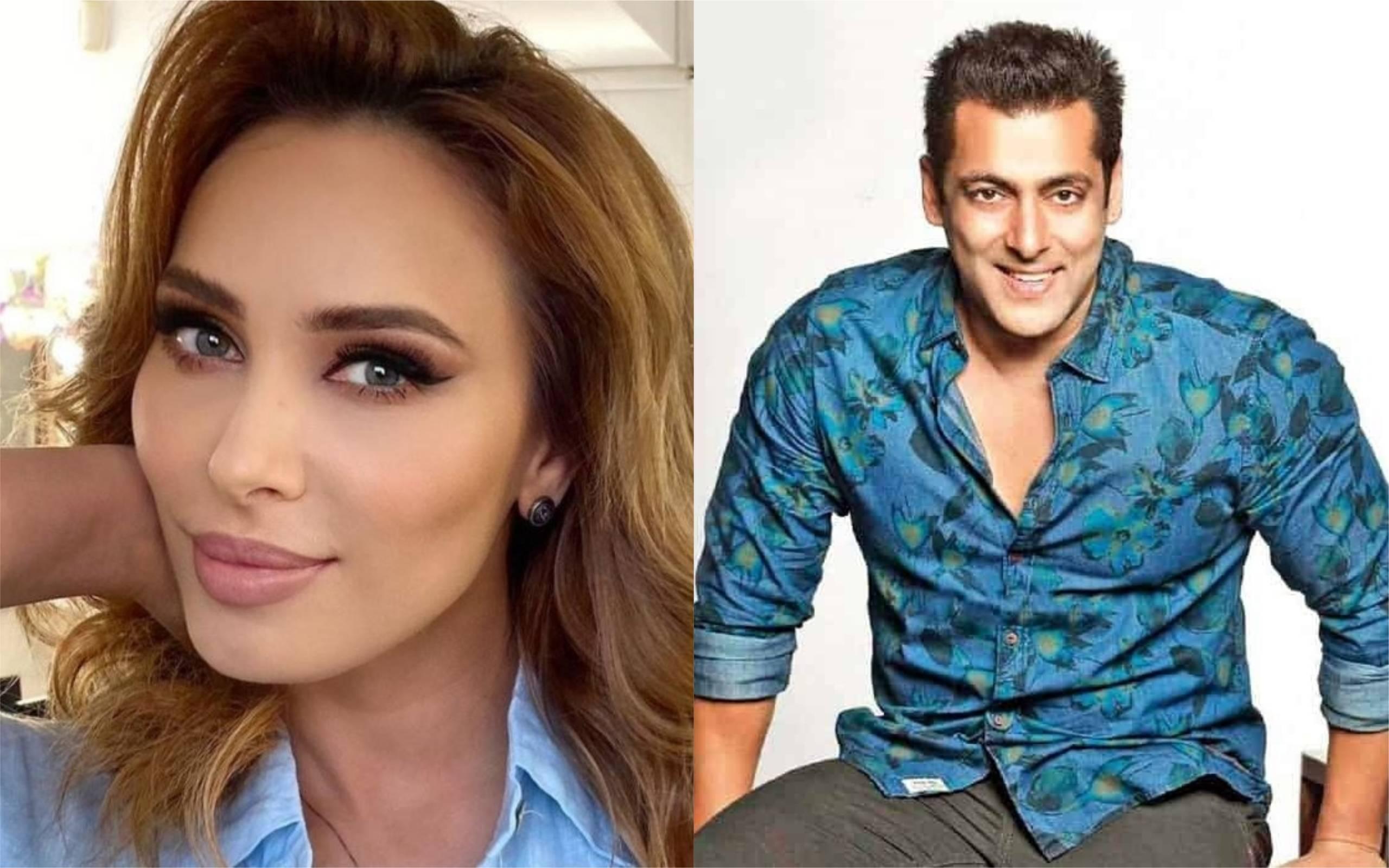 Motivul pentru care Iulia Vântur și Salman Kahn nu apar împreună în filme. Vedeta se întoarce în India curând
