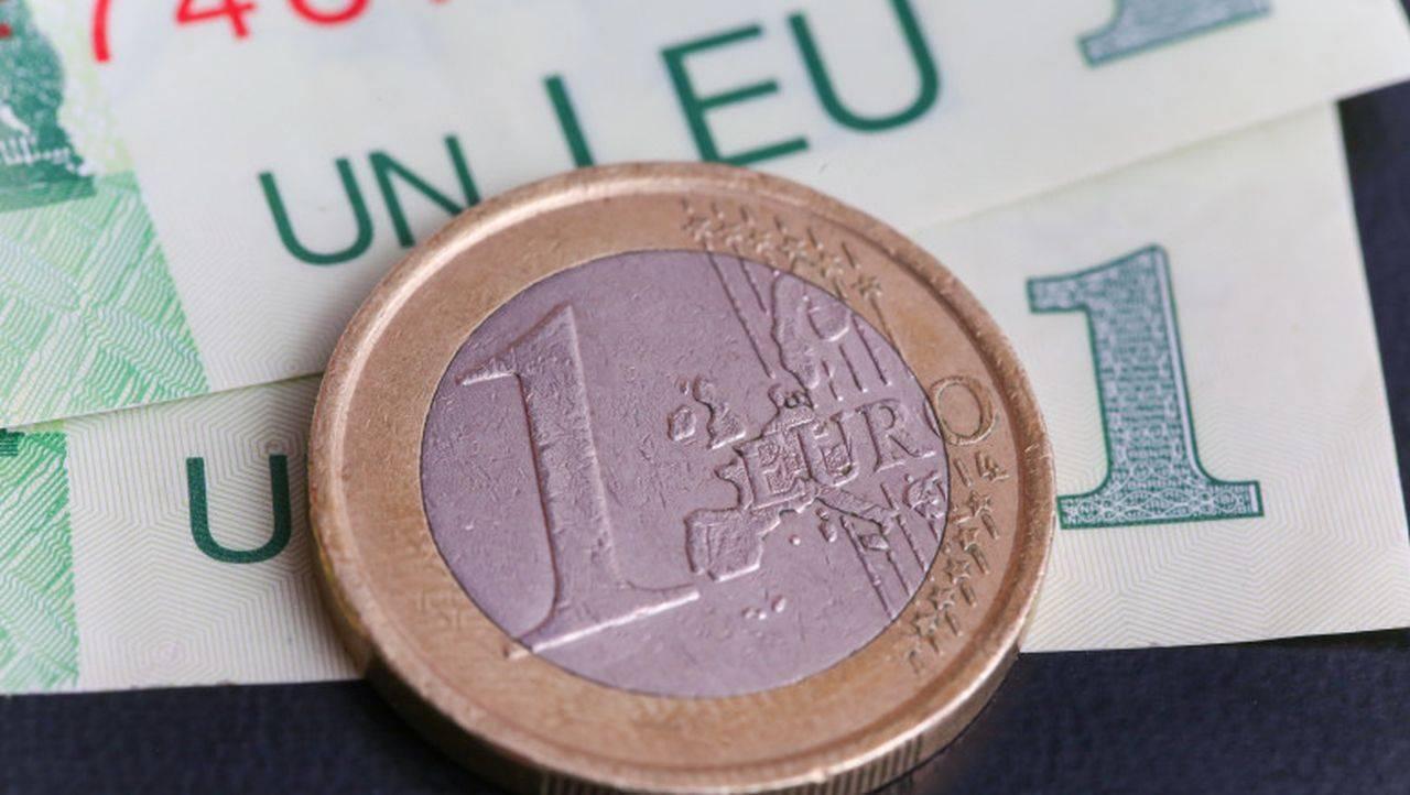 """Euro a înregistrat vineri un nou maxim istoric. Cîțu afirmă că ,,nu e e motiv de îngrijorare"""""""