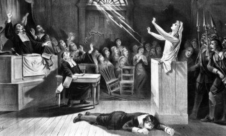 Procesele vrăjitoarelor din Salem, cele presupuse că și-au vândut sufletul Diavolului și forțelor întunecate