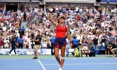 """Primul mesaj al Emmei Răducanu, după câștigarea US Open: ,,A trebuit să joc la maxim..Sunt foarte mândră …"""""""
