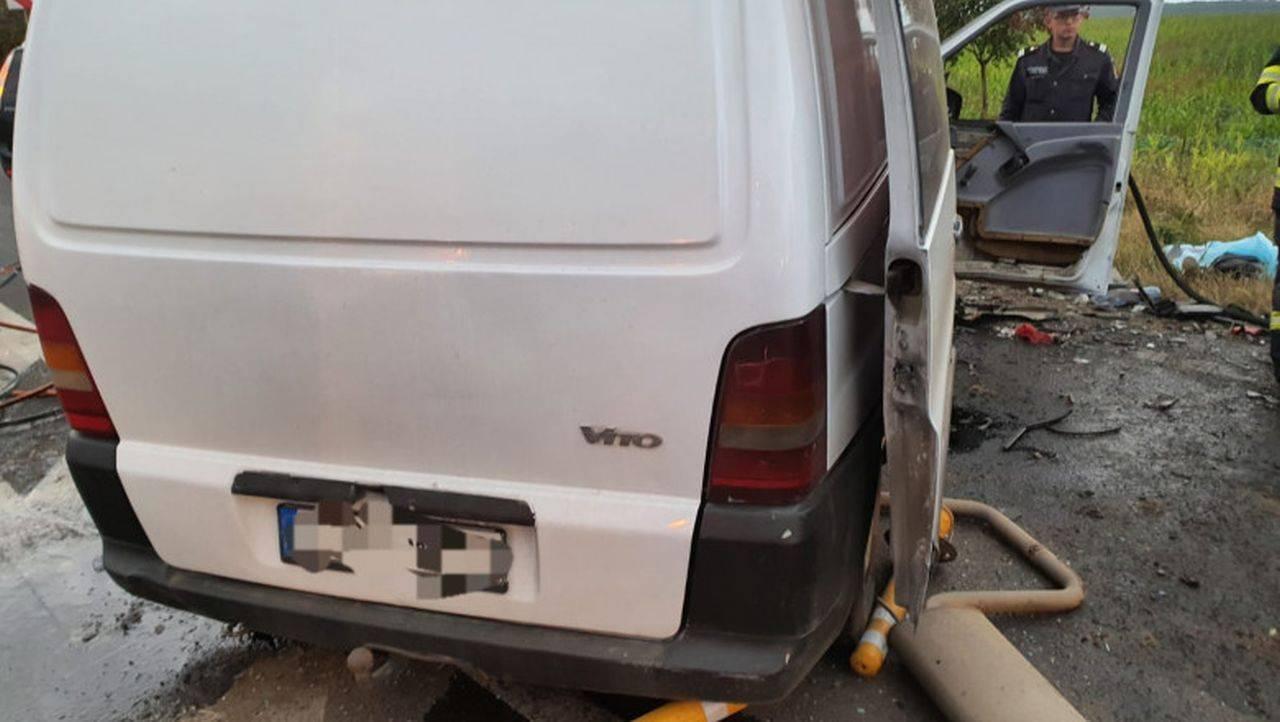 Accident teribil în Ialomița! Patru oameni au murit pe loc