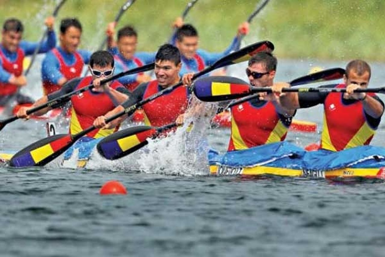 România participă la Campionatele Mondiale de kaiac-canoe de la Copenhaga