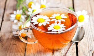 Ceaiul de mușețel, miracolul din casa ta