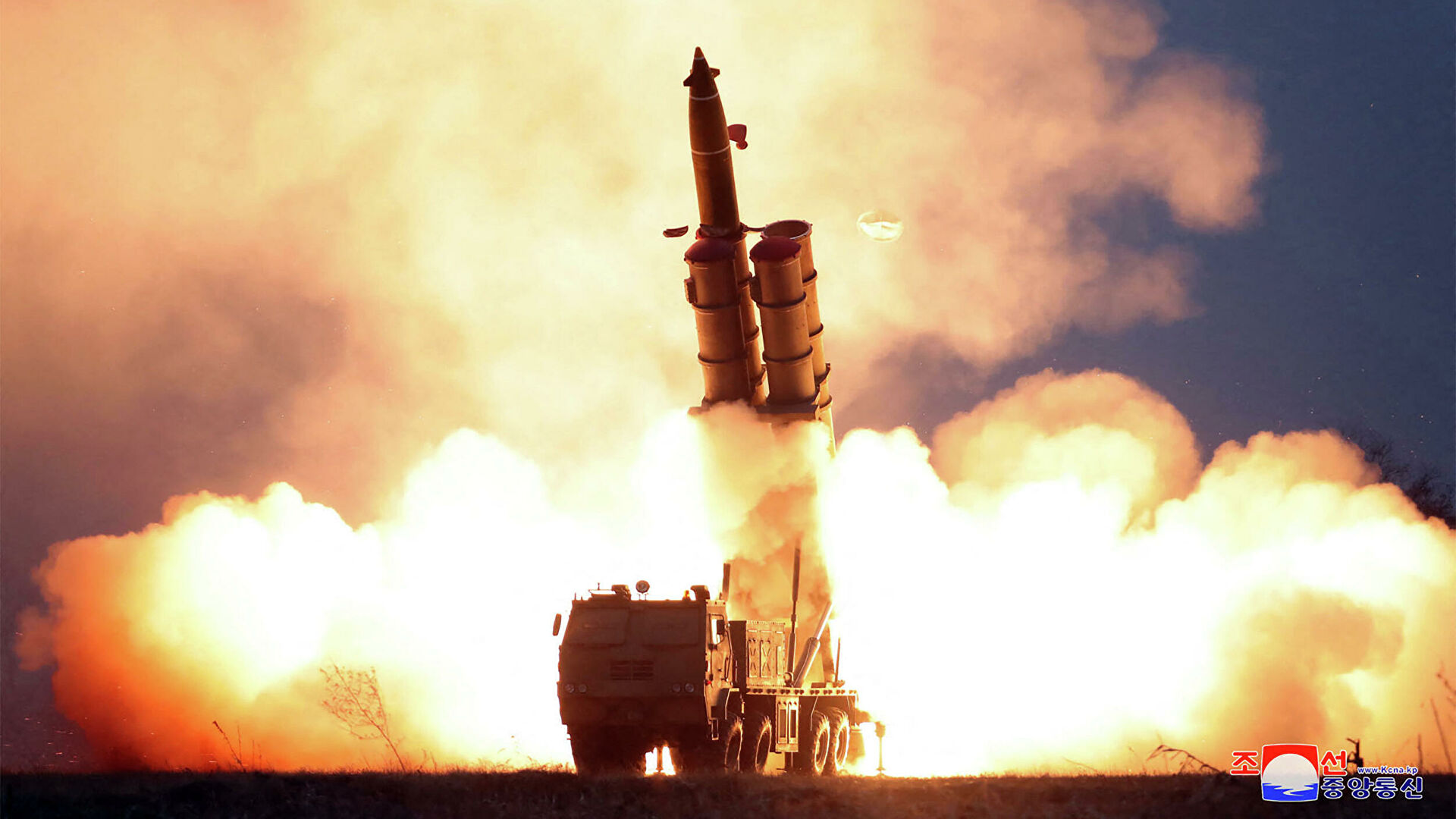 VIDEO. Coreea de Nord a testat o nouă rachetă hipersonică