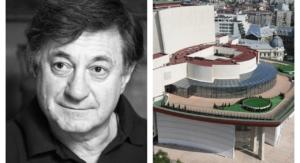 Cartea de condoleanțe deschisă ca omagiu pentru cel ce a fost marele și iubitul actor român, Ion Caramitru