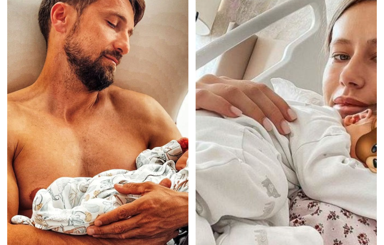 Cum a fost prima noapte a lui Dani Oțil și a Gabrielei Prisăcariu alături de micuțul lor băiețel. Dani a povestit tot