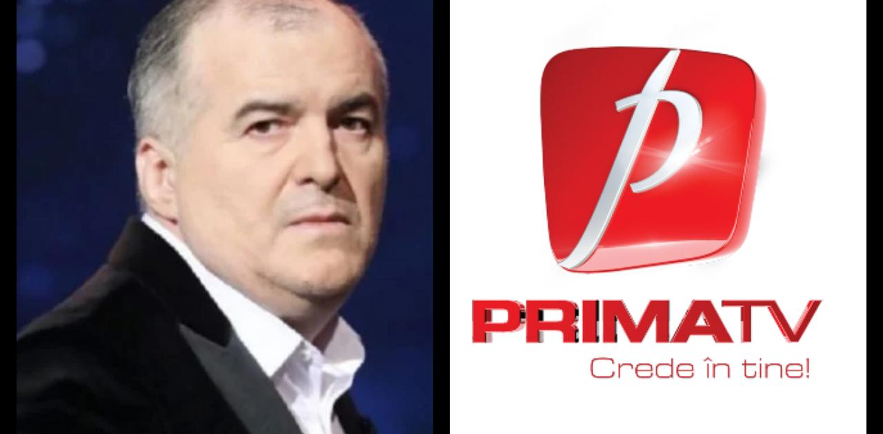 Florin Călinescu, oficial în grila postului de televiziune Prima TV. Trustul Clever a dezvăluit prezența lui în echipă
